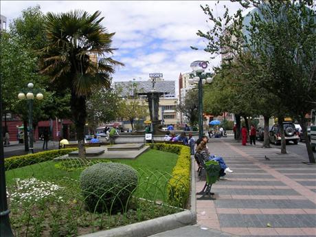 Cu l es vuestra calle favorita de espa a muchas fotos for Calle prado jerez madrid